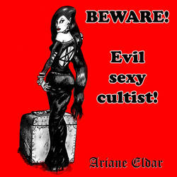 Ariane is am evil sexy cultist by SteampunkGorgon