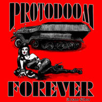 Ariane Eldar Protodoom Forever by SteampunkGorgon