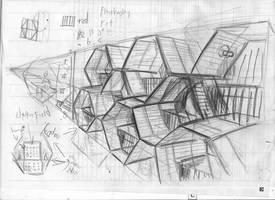 Interior design for TOBT by SteampunkGorgon