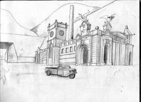 Sketch for TOBT by SteampunkGorgon