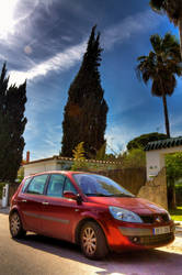 mi carro by TheBlueKid
