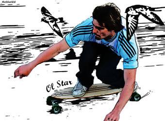 Ol Star by TheBlueKid