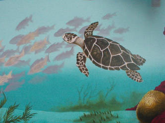 Sea Turtle by Manifold2