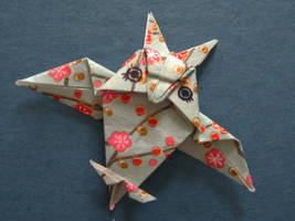 Little origami owlio by Busbi