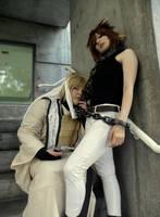 Saiyuki: Thirst by bipolar-cosplay