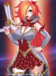 Star Guardian Miss Fortune by CyberneticKnight