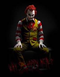 Why so Happy Meal? by navspec