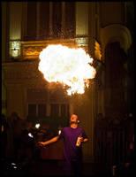 Fire by oktis