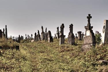 Graveyard by oktis