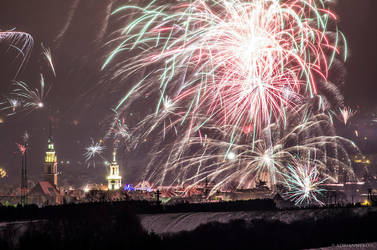 Happy New Year! by oktis