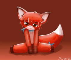 Foxfurry tail by ruakuu