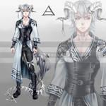 Dragonians Race: Custom OC 002 by Yeraa
