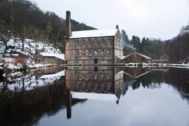 Mill Reflections by GaryTaffinder