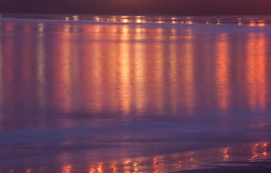 Sea Reflections by GaryTaffinder