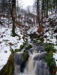 Waterfalls by GaryTaffinder