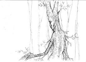 woodmaid by INovumI