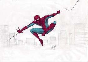 spider man by INovumI
