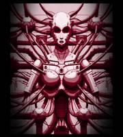 Cybork awake red by INovumI