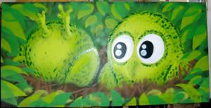 Owls by INovumI