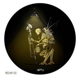 Mecha 03 by INovumI
