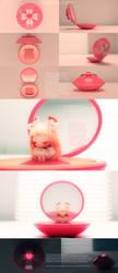 3D RENDER COMMISSIONS [CLOSED] by Pikiru