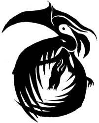 Baby Death Bird by Ionicchange