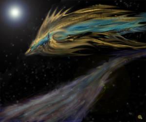 Cosmic Beast - Original (2008) by ShmoogleOsukami