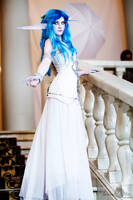 Tyrande Cosplay 4 by andrewhitc