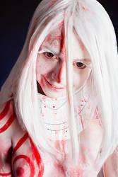 Shiro - Deadman Wonderland by andrewhitc