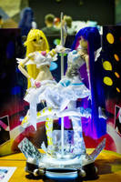 Panty and stocking Dollfie Dreams by andrewhitc