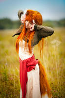 Horo in field 2 by andrewhitc