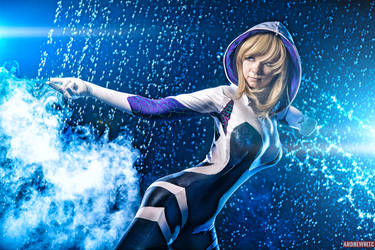 SpiderGwen 0158 by andrewhitc