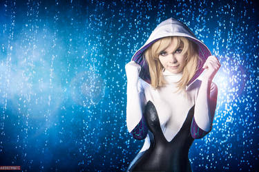 SpiderGwen 0151 by andrewhitc