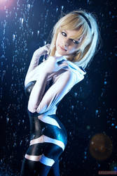 SpiderGwen 0215 by andrewhitc