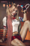 Suicide Squad - Harley Quinn by andrewhitc