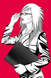 Karin - The Business Type by Faribel