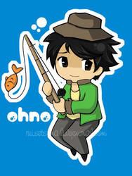 Ohno - Fishing by ruisetsuna