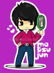 Jun - Narcism by ruisetsuna