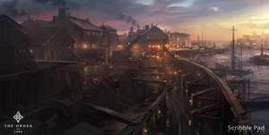 The Order - 1886: Concept Design by ScribblePadStudios