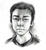 asian man by Ni-nig