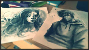 sketches by Ni-nig