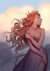 commission: Inaiye by Ni-nig