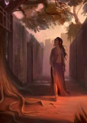 commission: Nayarach'a by Ni-nig