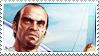 Trevor GTA V Stamp by TrippFoxx