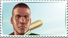 Fraklin GTA V Stamp by TrippFoxx