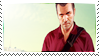 Micheal GTA V Stamp by TrippFoxx
