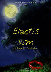 Electis Vim - novel cover by madnati-art