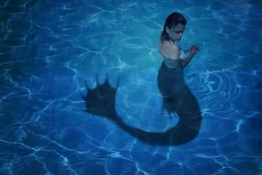 Little Mermaid by madnati-art