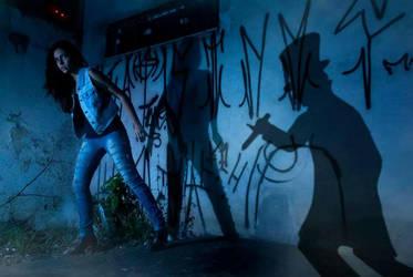 Jack, the Ripper by madnati-art