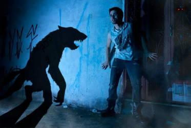 The Werewolf by madnati-art